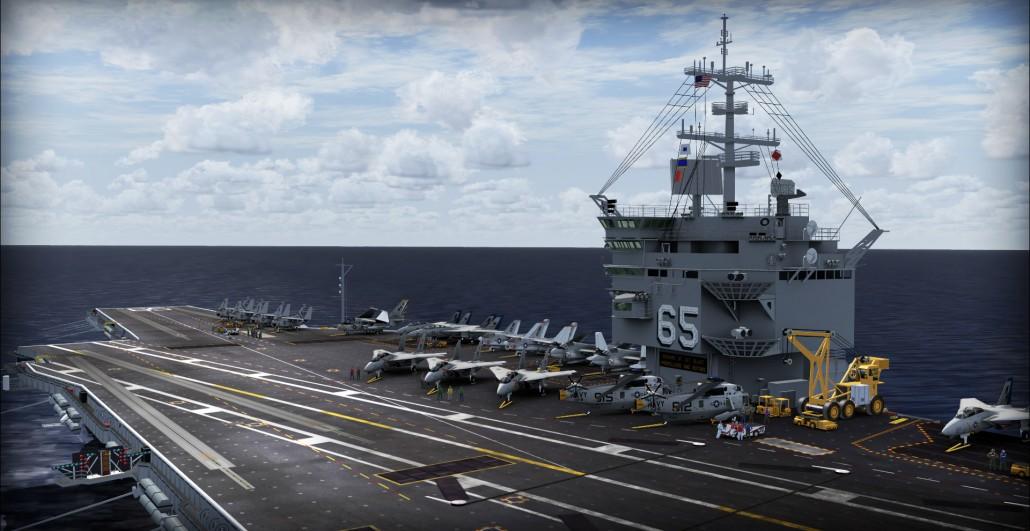 USS Enterprise (CVN-65)