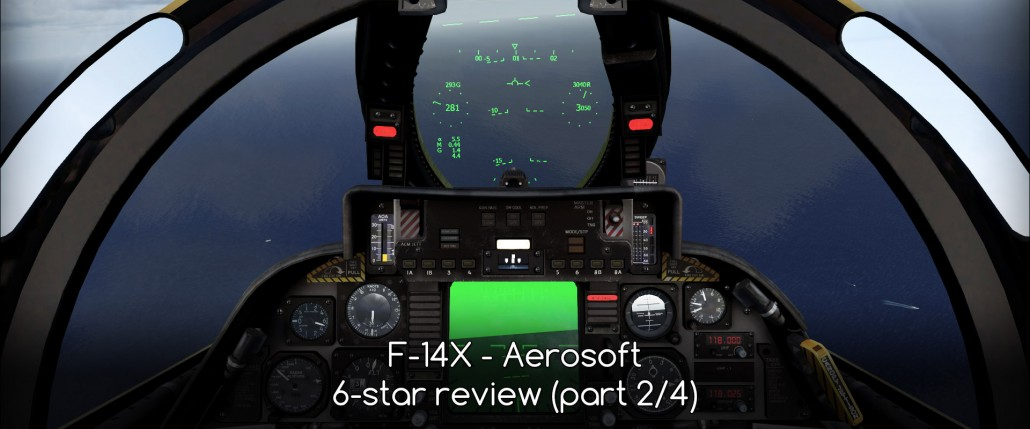 Aerosoft F 14 X