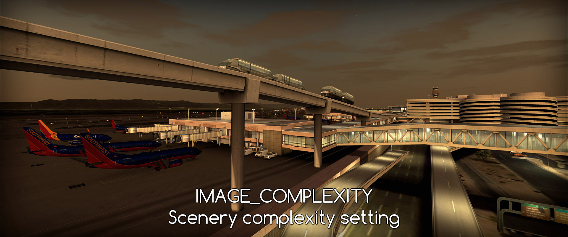 IMAGE_COMPLEXITY - scenery complexity setting
