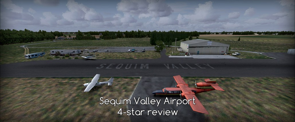 W28 Sequim Valley Airport