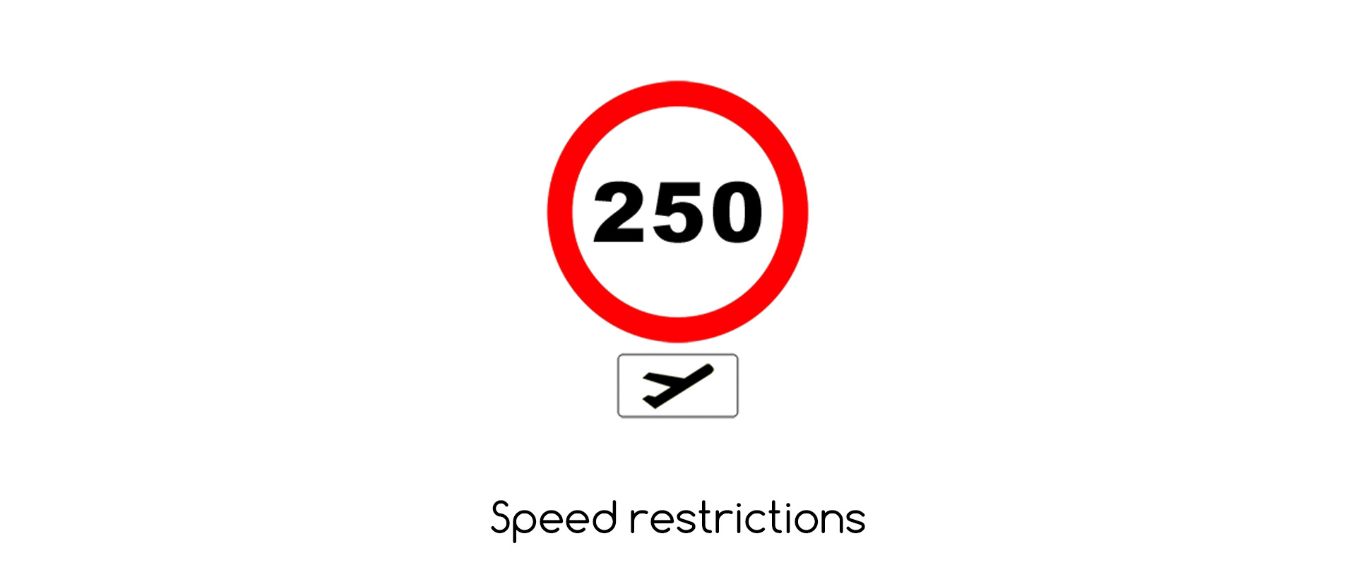 Aircraft Speed Limits