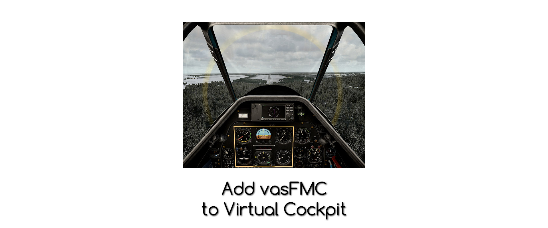 Add vasFMC to Virtual Cockpit