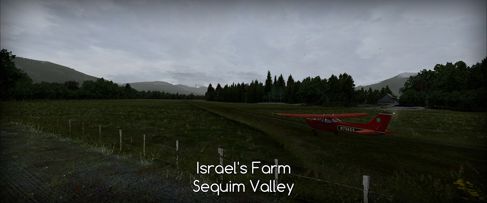 Israel's Farm to Sequim Valley (WA56-W28)