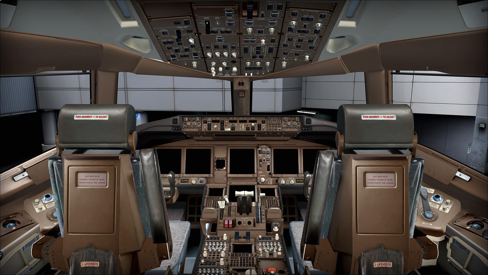 Boeing 777 PMDG Part 4 Startup O C Aviation