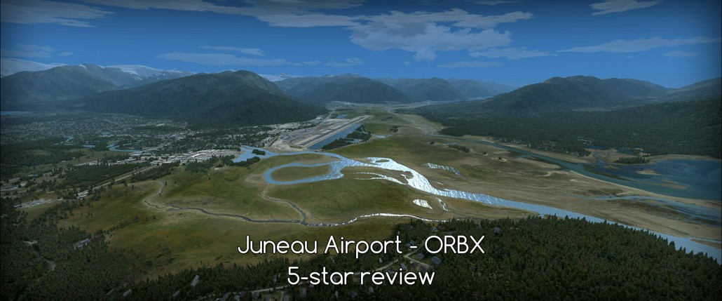 PAJN - Juneau International Airport - ORBX