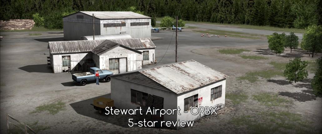 Stewart Airport - ORBX