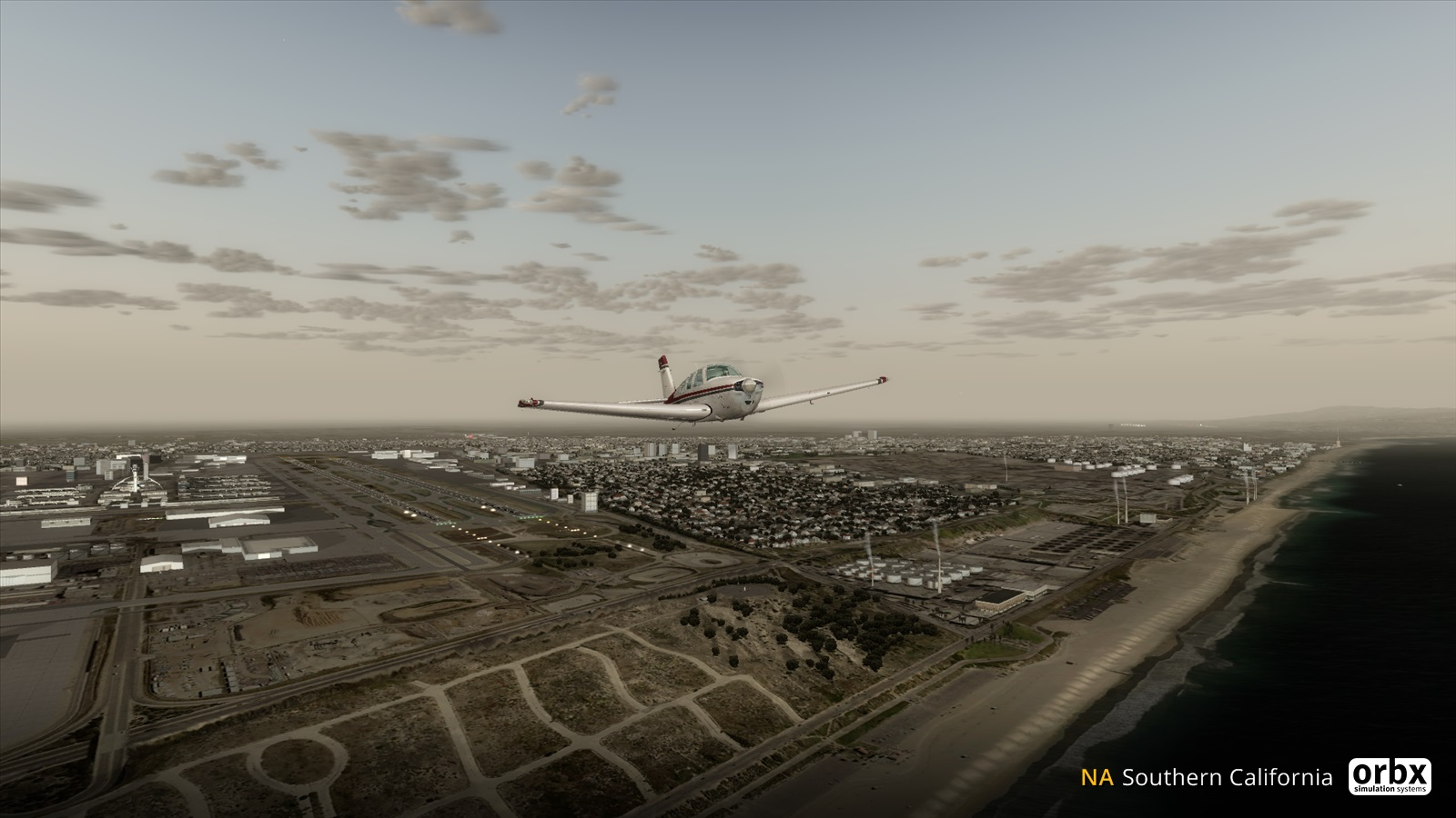 ORBX - FTX SCA - Southern California - preview