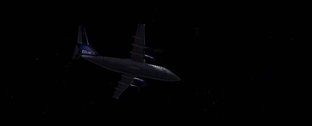 Aircraft lights - when to use? • C-Aviation