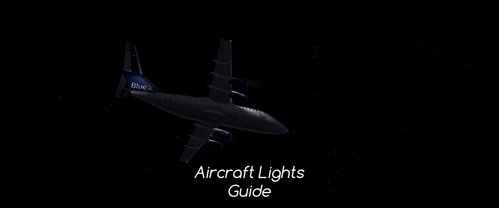 Aircraft lights - when to use?