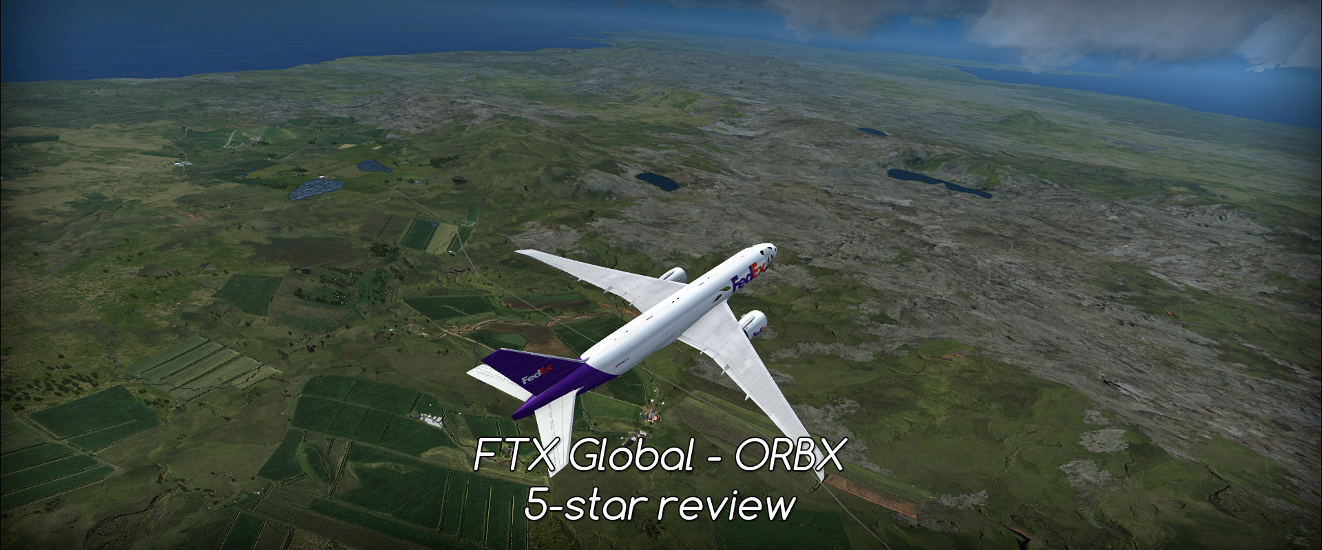 FTX Global - ORBX - review (5*) • C-Aviation