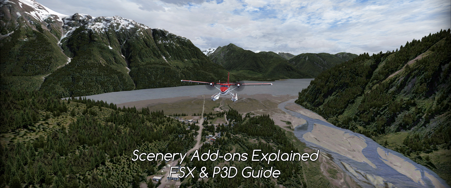 FSX and P3D Add-ons Explained - Guide