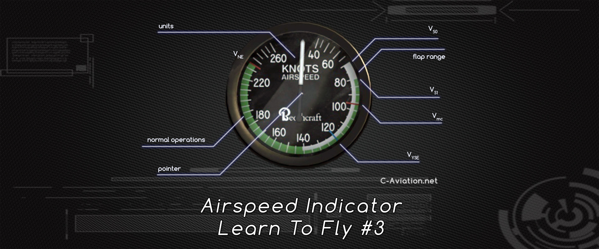 Airspeed Indicator - Learn To Fly (#3)
