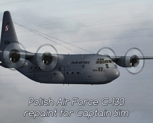 Captain Sim C FSX Repaints