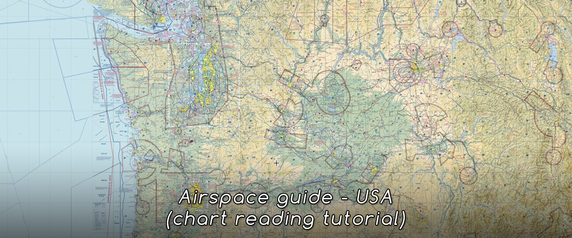 Airspace guide - USA (chart reading tutorial)