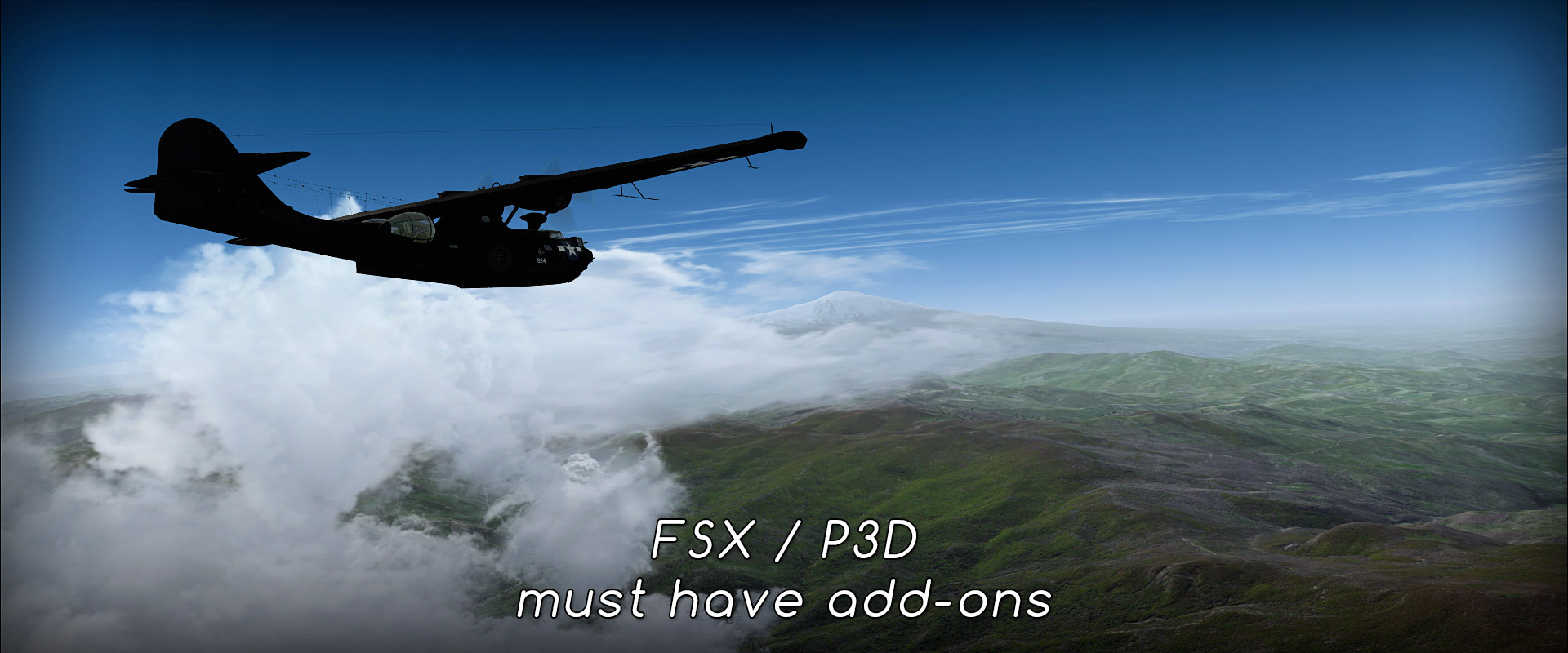 FSX/P3D - must have add-ons