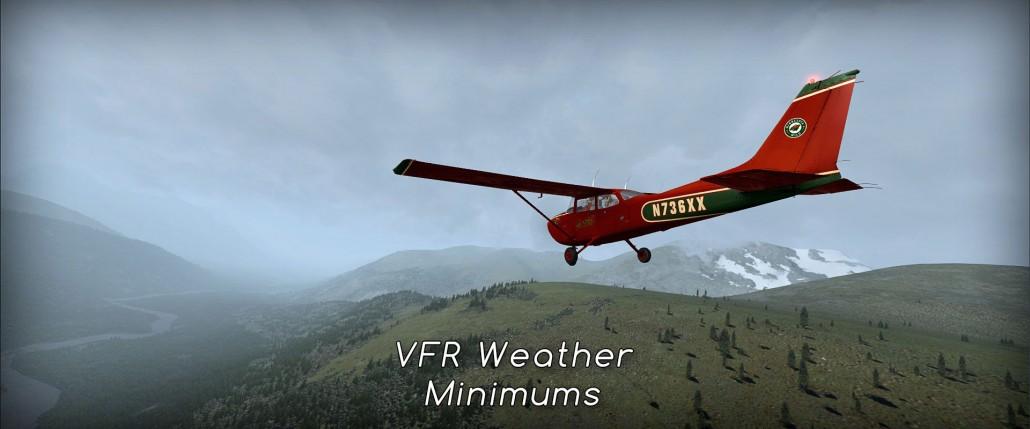 VFR Weather Minimums • C-Aviation
