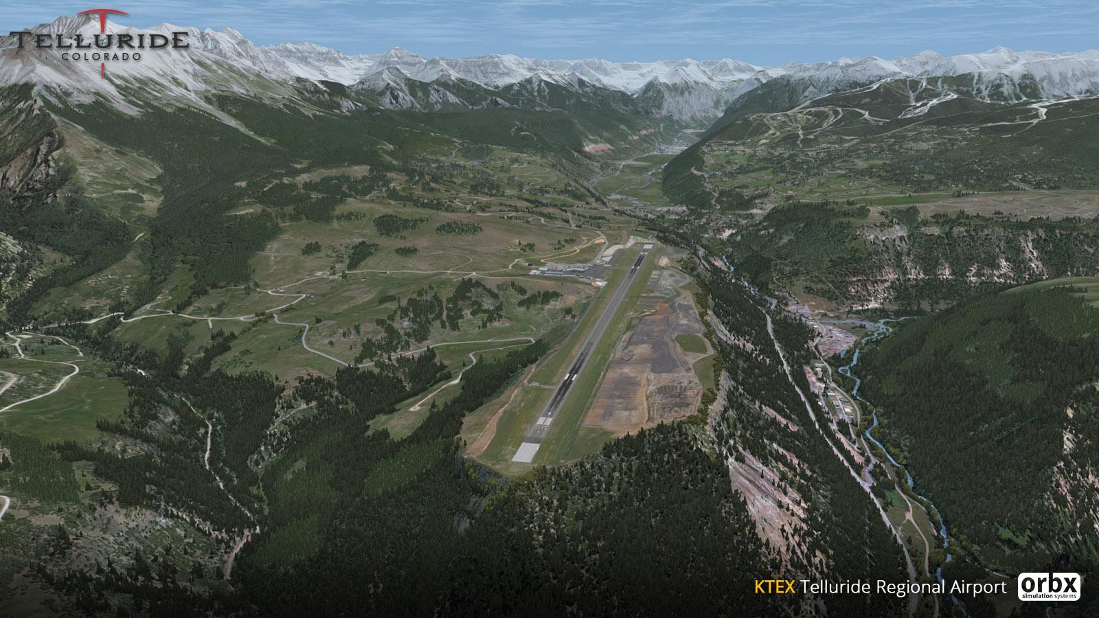 ORBX Telluride Regional Airport (KTEX) - preview