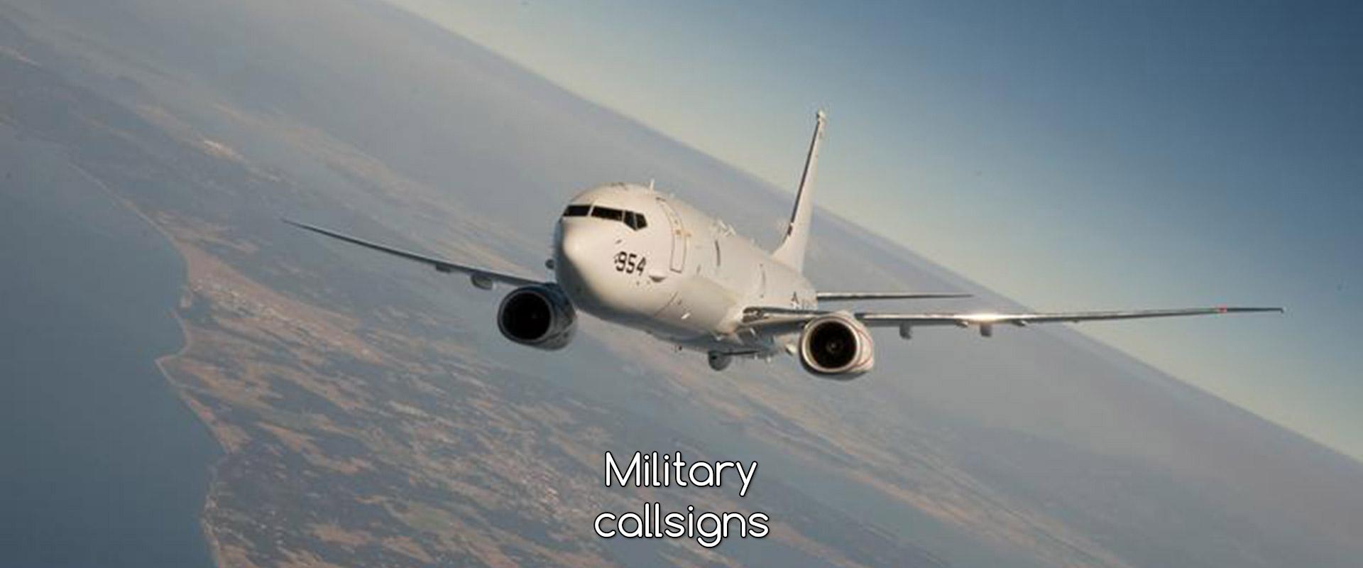 Military Callsigns