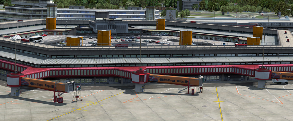 Aerosoft's Berlin-Tegel X is released!
