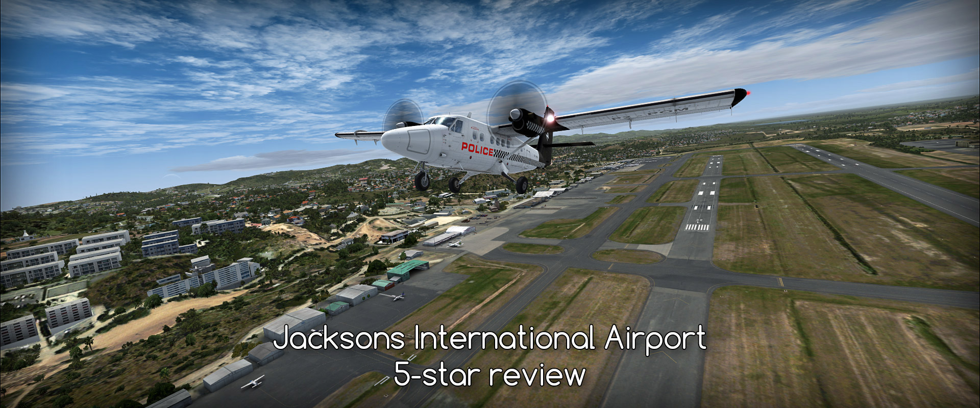 Jacksons International Airport - ORBX - review (5*) PNG#3