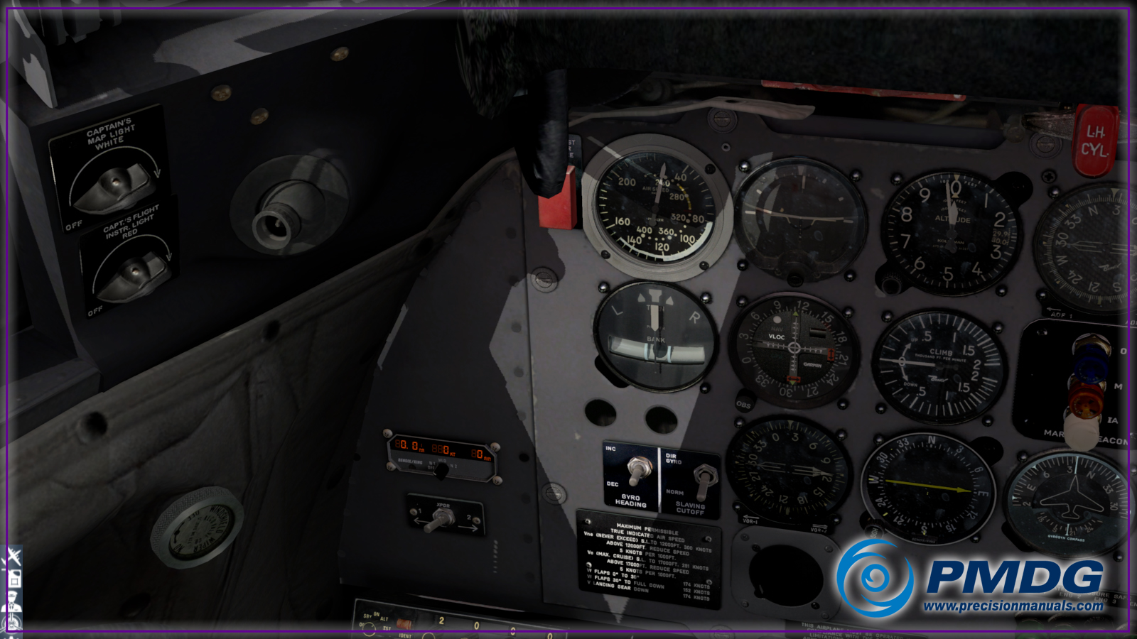 PMDG DC-6 Update - Beta Testing Nearly Finished for X-Plane