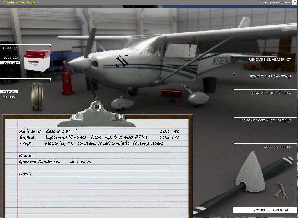 A2A – AccuSim GA aircraft – megareview (C172, C182, PA24