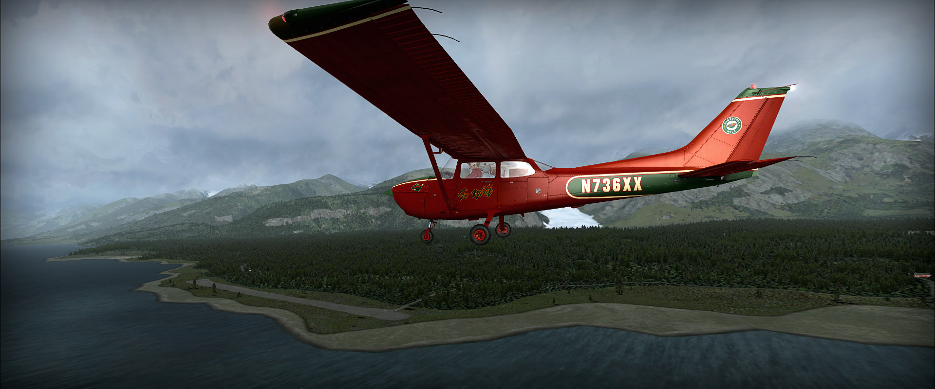 A2A – AccuSim GA aircraft – megareview (C172, C182, PA24) – #1 • C