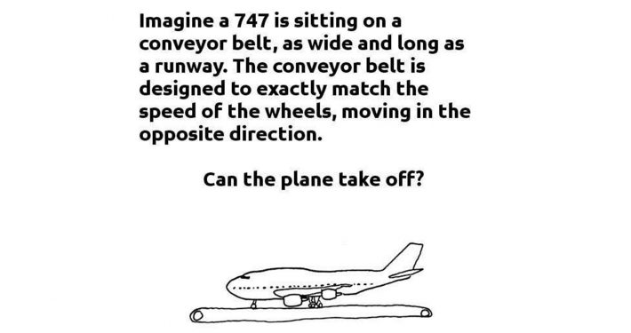 747-take-off-conveyor-belt