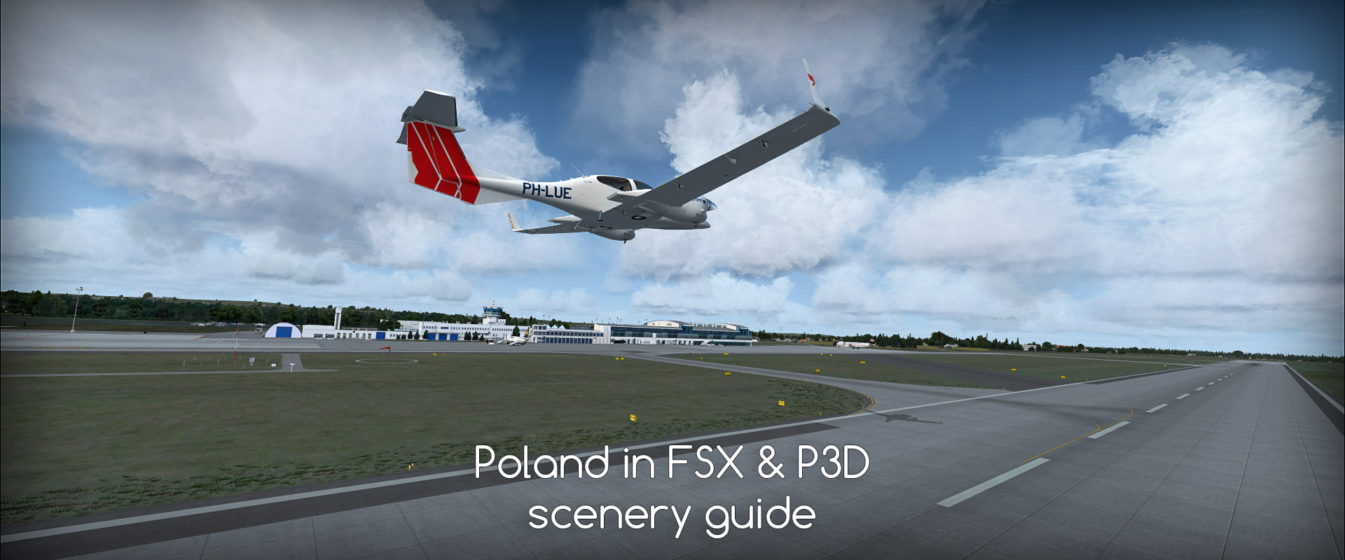 Poland in FSX & P3D - scenery guide