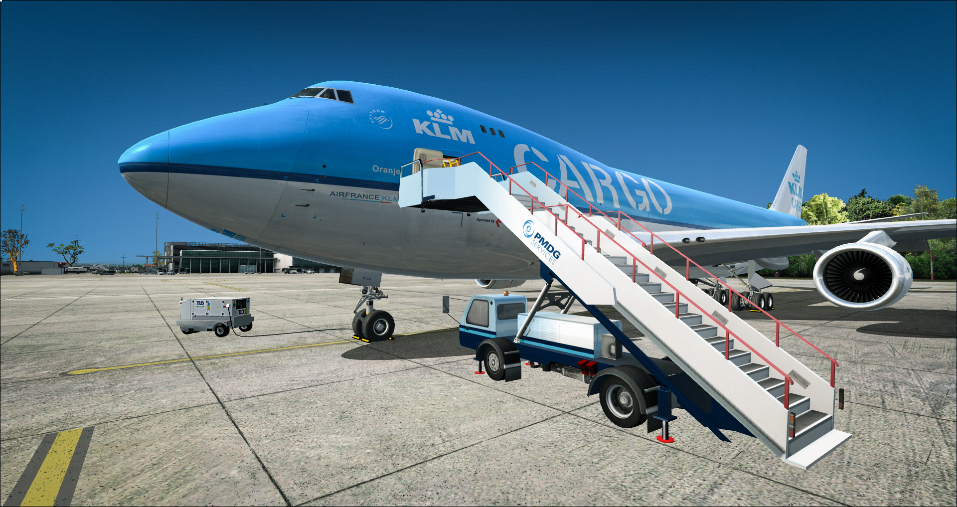P3D & FSX addons for 2017