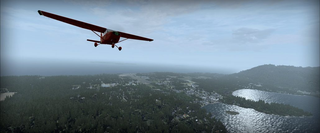 learn to fly simulator setup lesson 1 c aviation
