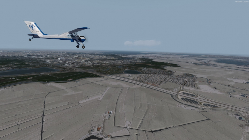 TrueEarth Netherlands - ORBX - review (5*) • C-Aviation
