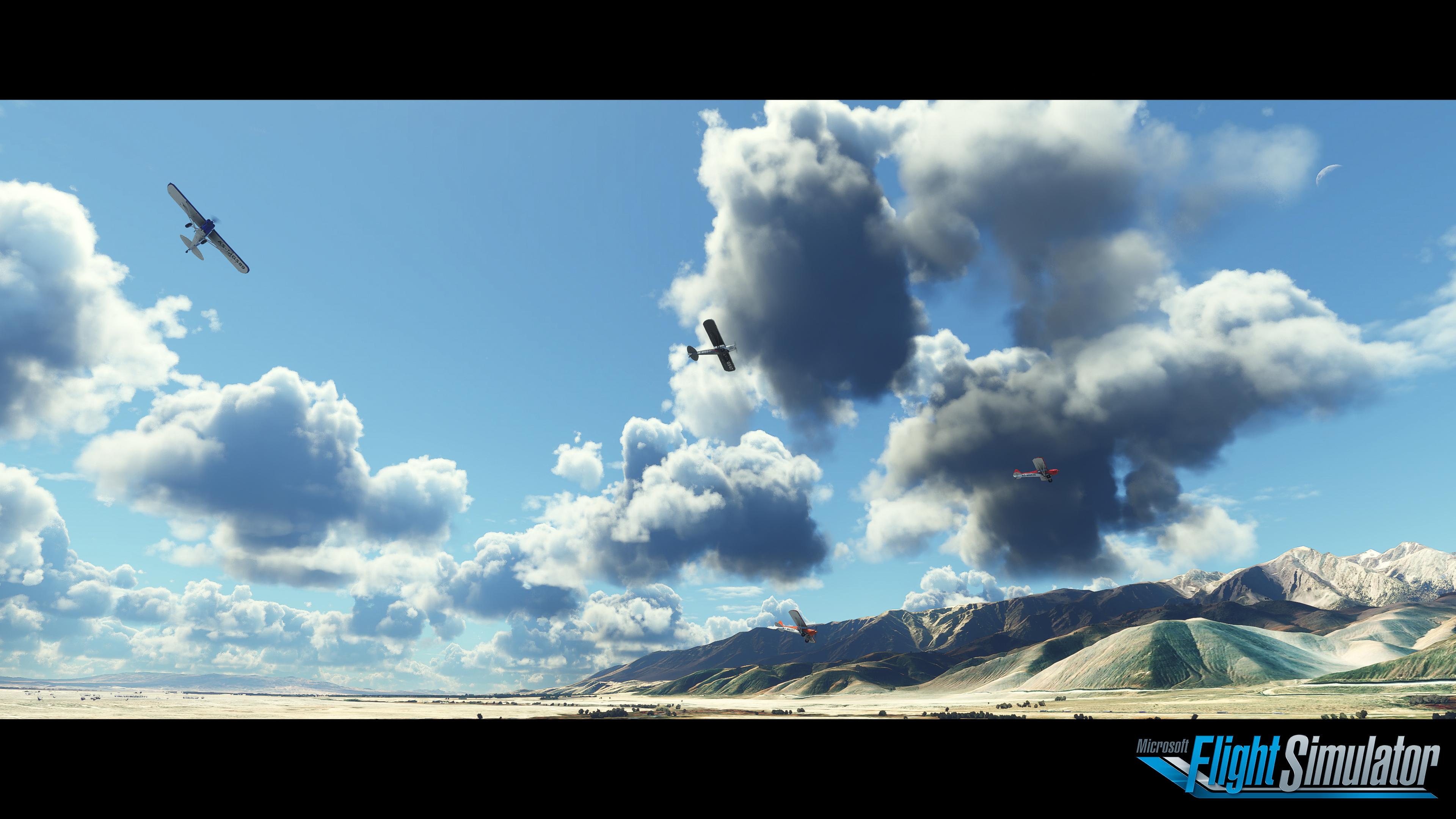 FSI – Microsoft Flight Simulator – new sim announced • C